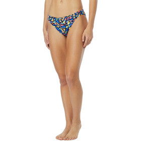 TYR W's Costa Mesa Classic Bikini Bottom Durafast One Orange/Purple